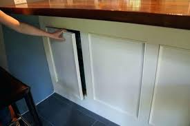 knee wall door loft room