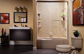 convert shower to bath shower to tub