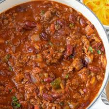 the best chili recipe easy recipe