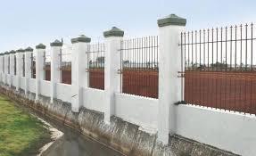 House Construction In India Vaastu Shastra Compound Wall Gates Compound Wall Design Compound Wall Gate Design Compound Wall