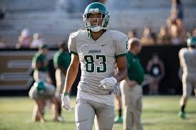 Ivan McDaniel - 2020 - Football - Wagner College Athletics