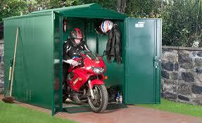 metal garden sheds metal bike storage
