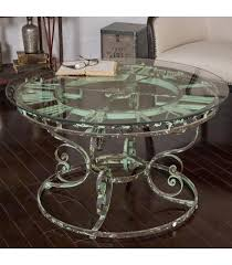 gilbertine clock table comfort center