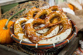 recipes homemade pretzels hallmark