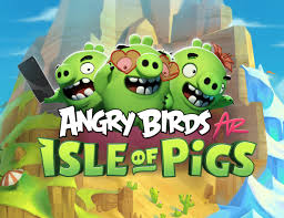 New Angry Birds AR Game Announced For iOS - GameSpot
