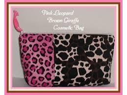 leopard and giraffe bag leopard makeup