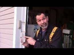 garage door cold keypad fix replace