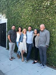 """F.P. Santangelo on Twitter: """"Graduation dinner for @Franky_P_ with all the  Santangelo's #UCSB2018… """""""