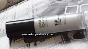 ever hd microperfecting primer review