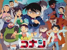 Detective Conan's Movie List