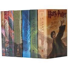 harry potter hardcover set com