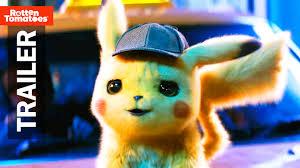 Rotten Tomatoes - Pokemon Detective Pikachu Trailer 1