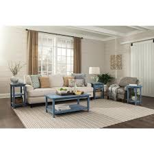 alaterre furniture country cottage blue