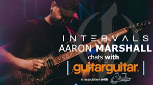 Aaron Marshall   Interview with guitarguitar - YouTube