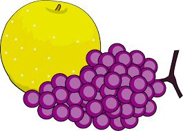 「梨 ぶどう イラスト 無料」の画像検索結果