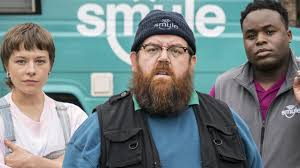 Truth Seekers on Amazon: Nick Frost on ...