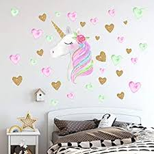 Amazon Com Decalmile Personalized Custom Name Wall Decals Princess Wall Stickers Vinyl Wall Art For Girls Bedroom Kids Nursery Baby Room Baby