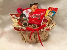 valentines day gift basket for him and