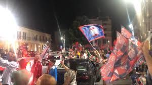 Il Crotone è in Serie A, il messaggio del presidente della Regione ...
