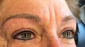 permanent makeup or micro blading
