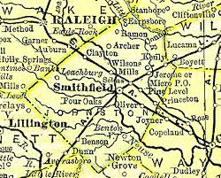 Johnston County North Carolina Ancestral Trackers