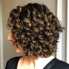 65 Different Versions Of Curly Bob Hairstyle Fryzury
