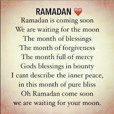 best collection of ramadan is coming quotes ramadan mubarak