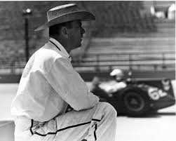 Smokey Stories: Ready or Not, Duane Carter Enters the Indy 500