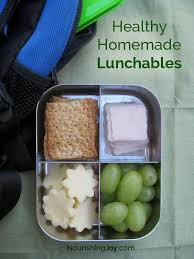 child to pack their own healthy lunch