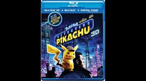 2019) Pokemon Detective Pikachu 3D - SBS In 4K Preview - YouTube