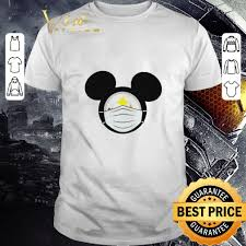 Funny Mickey Mouse mask Pittsburgh Steelers Coronavirus.png ...