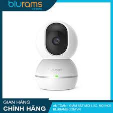 Camera IP Blurams Snowman | Camera giám sát không dây | camera IP | Camera  thông minh