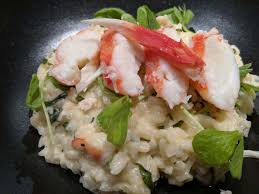 King Crab Risotto | Recipes
