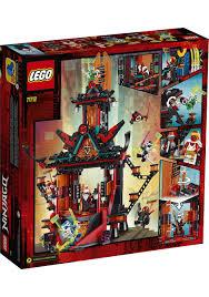 Ninjago LEGO Empire Temple of Madness