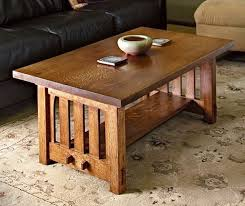 diy coffee table plans you can build