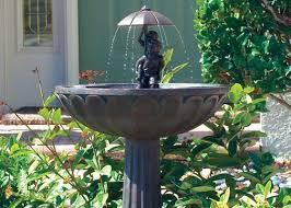 5 tips for choosing an outdoor fountain