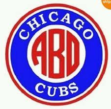 Chicago Cubs Monogram Decal For Yeti Laptop Car Truck Tumbler Ebay