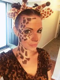 giraffe makeup saubhaya makeup
