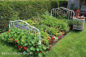 inspiring vegetable garden bed designs