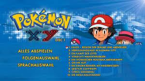 Pokémon Die TV-Serie XY - Staffel 17 Blu-Ray Comparison ...