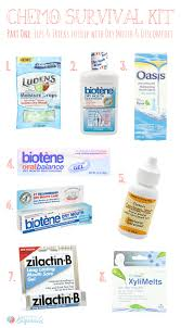 chemo survival kit part one care