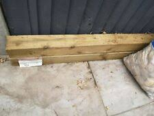 Timber Posts In Fence Posts For Sale Ebay