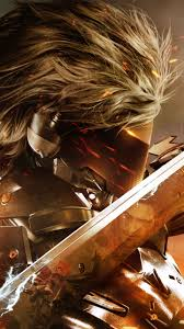 video game metal gear rising