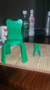 froggy chair animal crossing by lspagnoli