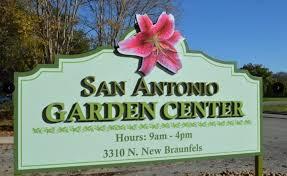 san antonio garden center plant