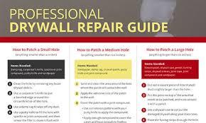 professional drywall repair guide