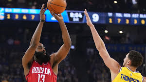 Rockets Vs Warriors Score James Harden S Game Winning 3 Caps Off Insane Night To Beat Steph Curry Golden State In Ot Cbssports Com