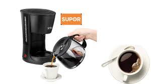 Máy Pha Cà Phê AROMA Supor SCM213 l Cách pha cà phê ngon để bán ...