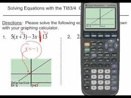 ti83 84 graphing calculator