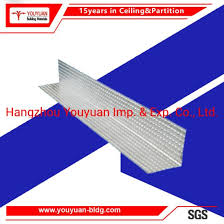 steel drywall corner bead j trim angle